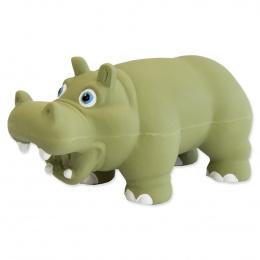 Игрушка для собак – Dog Fantasy Good's Latex hippo with sound, 17 см