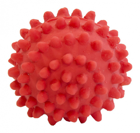 Игрушка для собак - Dog Fantasy Good's Latex hedgehog balls, 4 cm