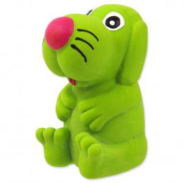 Rotaļlieta suņiem - Dog Fantasy Good's / lateksa suns ar skaņu / krāsu mix