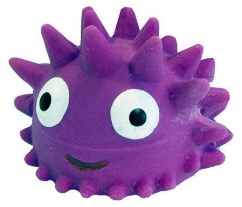 Rotaļlieta suņiem - Dog Fantasy Good's Latex hedgehogl, 5 cm