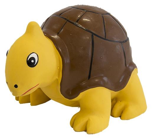 Rotaļlieta suņiem - Dog Fantasy Good's Latex turtle with sound, 8 cm