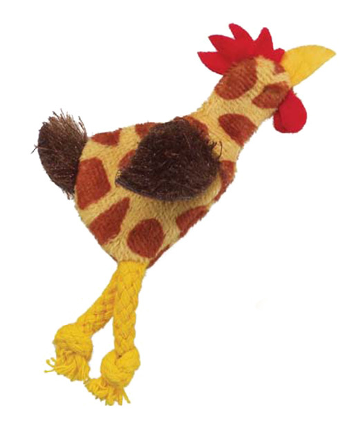 Rotaļlieta kaķiem - Magic Cat Good's Skinneeez chicken, 11 cm