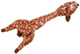 Rotaļlieta suņiem - Dog Fantasy Good's Skinneeez deer, 35 cm