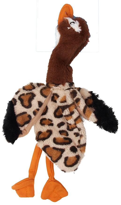 Rotaļlieta suņiem - Dog Fantasy Good's Skinneeez goose, 32.5 cm