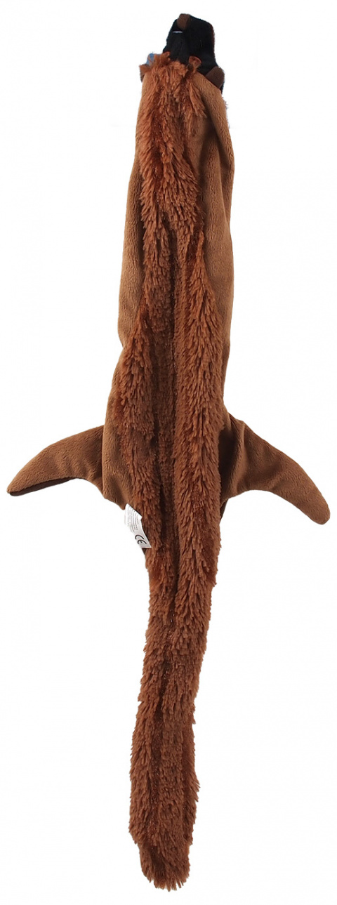 Rotaļlieta suņiem -  Dog Fantasy Good's Skinneeez chipmunk, 57.5 cm