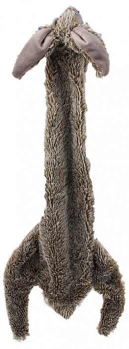 Rotaļlieta suņiem - Dog Fantasy Good's Skinneeez rabbit, 55 cm