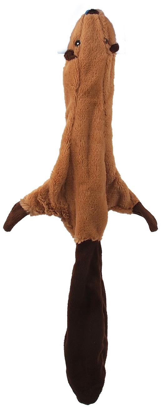 Rotaļlieta suņiem -  Dog Fantasy Good's Skinneeez beaver, 57.5 cm