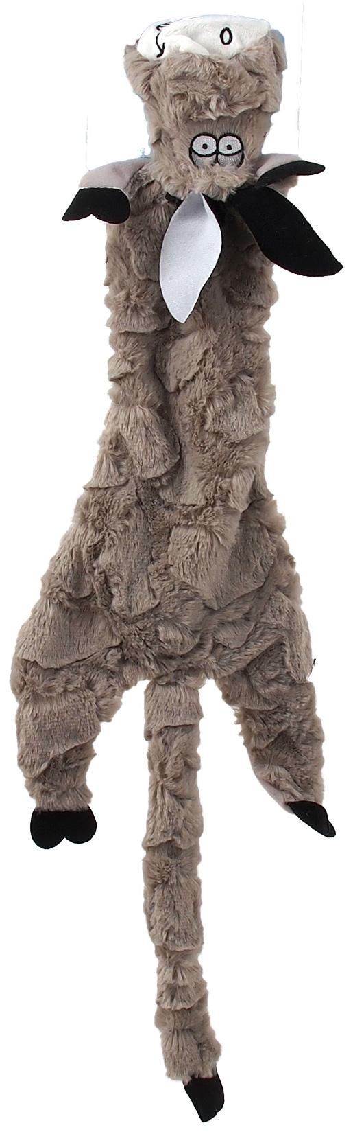Rotaļlieta suņiem - Dog Fantasy Good's Skinneeez donkey, 57.5 cm