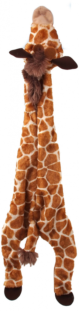 Игрушка для собак - Dog Fantasy Good's Skinneeez giraffe, 50 cm