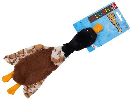 Rotaļlieta suņiem - Dog Fantasy Good's Skinneeez rustling bird, 35 cm