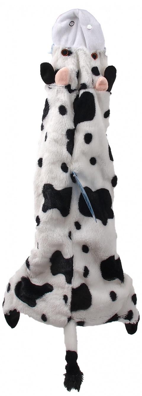 Игрушка для собак - Dog Fantasy Skinneeez bottle cow, 60 см