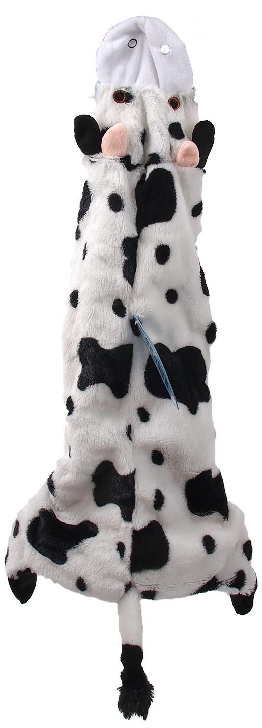 Rotaļlieta suņiem -  Dog Fantasy Skinneeez bottle cow, 60 cm