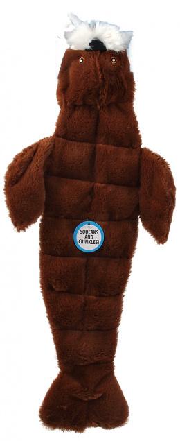 Игрушка для собак - Dog Fantasy Good's Skinneeez walrus with sound / С пищалкой, 52.5 cm