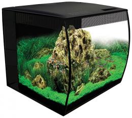 Akvārijs - Fluval Flex, 57 l, krāsa - melna