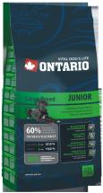 Корм для собак - Ontario Junior Large Breed 2.5kg