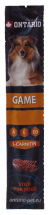 Gardums suņiem - Ontario Stick for dog, game, 12g