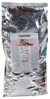 Корм для котят - Ontario Kitten, 10 кг title=