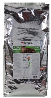 Barība kaķiem - Ontario Castrate, 10 kg title=