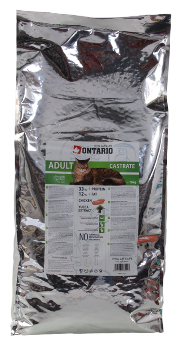 ONTARIO Adult Castrate 10kg