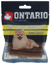 Gardums suņiem – Ontario Rawhide Snack Stick 7,5 cm (5 gab.)