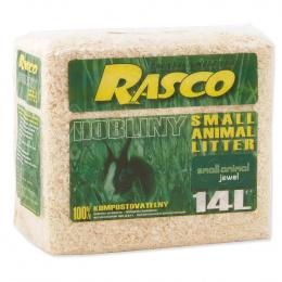 Опилки- Rasco 14 l, 900g