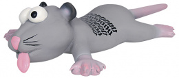 Игрушка для собак - Крыска или Мышка, латекс, 22cm