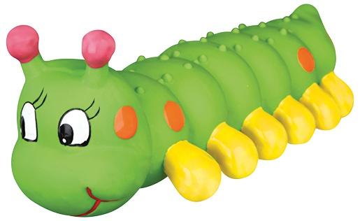 Rotaļlieta suņiem - Caterpillar, Latex, 26 cm
