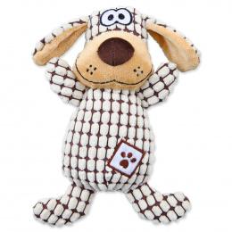 Игрушка для собак - Собачка, плюш/ткань, 26 cm