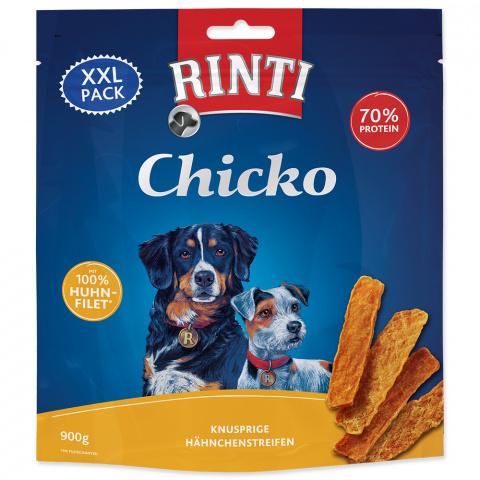 Gardums suņiem - Rinti Extra Chicko Chicken, 900 g title=