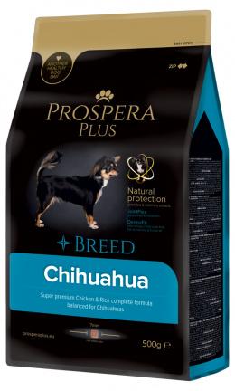 Barība suņiem - Prospera Plus Chihuahua, 500 g