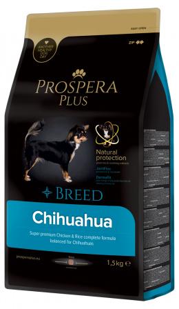 Barība suņiem - Prospera Plus Chihuahua, 1.5 kg