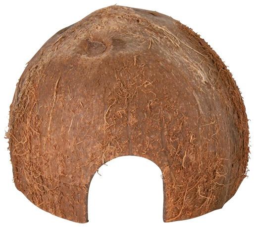Аксессуар для грызунов - Trixie Coconut Hideaway Home, 8/10/12 cm