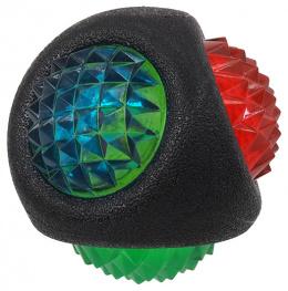 Игрушка для собак - Dog Fantasy TPR LED Ball, 7.7 cm