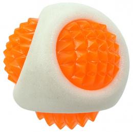 Rotaļlieta suņiem - Dog Fantasy TPR LED Ball, 7.7 cm