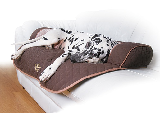 Guļvieta suņiem - Scruffs Wilton Sofa Bed (L), 90*70*12cm, brūna