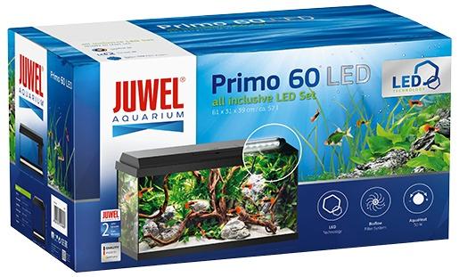 Akvārijs - Juwel Primo 60 black