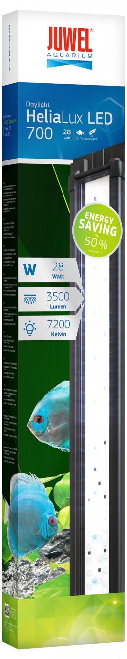 Dienas gaisma akvārijam - Juwel Helia Lux LED 700, 28 W