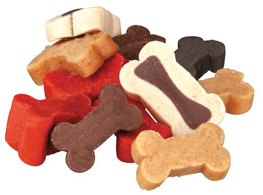 Gardums suņiem - TRIXIE Soft Snack Bony Mix, 500 g