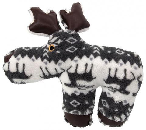 Rotaļlieta suņiem - Trixie Xmas Assortment Reindeers or Christmes Trees title=
