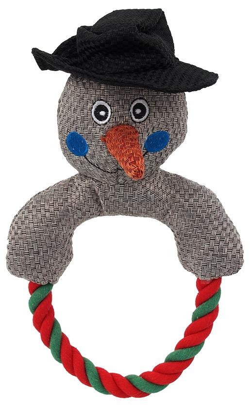 Rotaļlieta suņiem - Trixie Xmas Assortment Santa Clauses, Reindeers or Snowmen