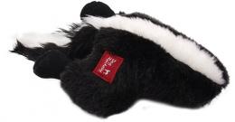 Игрушка для собак  - Dog Fantasy Silly Bums Skunk, 30cм