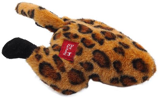 Игрушка для собак - Dog Fantasy Silly Bums Leopard, 26 см