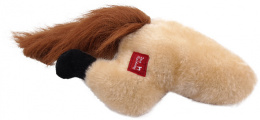 Rotaļlieta suņiem -  Dog Fantasy Silly Bums Horse, 38cm