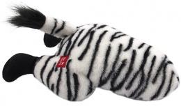 Rotaļlieta suņiem - Dog Fantasy Silly Bums Zebra, 41cm