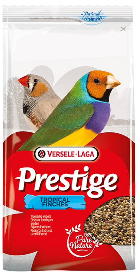 Barība amadīniem - Versele-Laga Tropical Finch, 1 kg title=