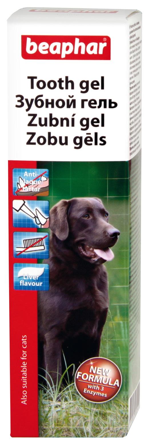 Гель для зубов собаки beaphar отзывы