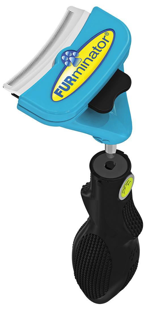 Расческа для собак - FURminator FUR flex, M