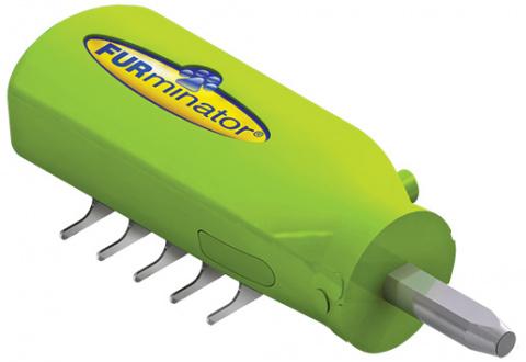 Расческа для собак - FURminator FUR flex reversible mat breaker title=