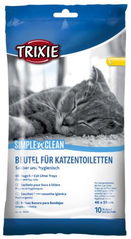 Maisiņi kaķu tualetei - Trixie Bags for Cat Litter Tray XL (59*46cm)