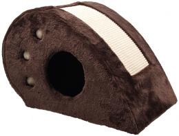 Домик для кошек - Magic Cat Erika, brown, 52*35*30 cм
